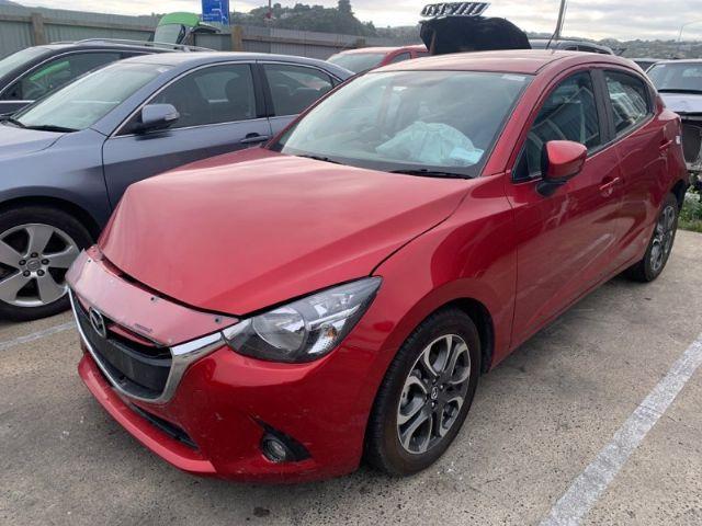 Mazda Mazda2 DJ