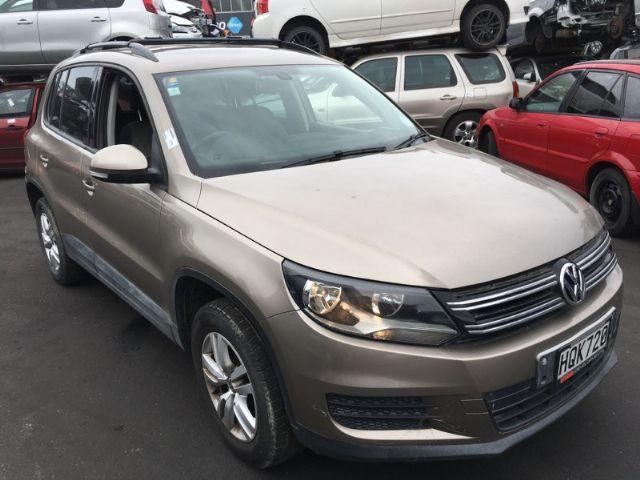 VW Tiguan 5N 2011-2017
