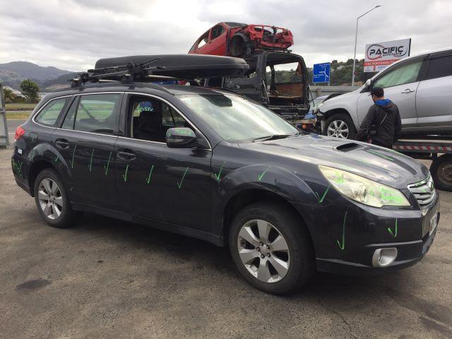 Subaru Outback BR 2009-2012