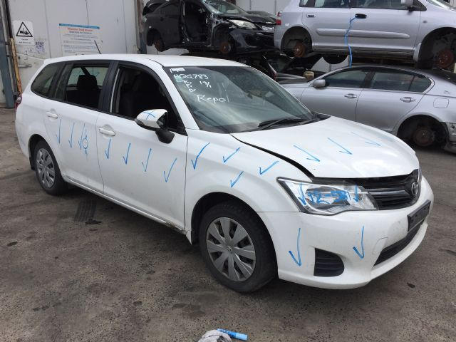 Toyota Corolla NZE161R