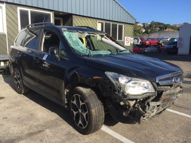 Subaru Forester SJ 2012-2016