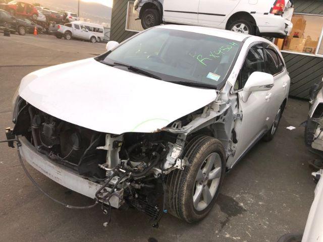 Lexus RX RX 450h 2009-2011
