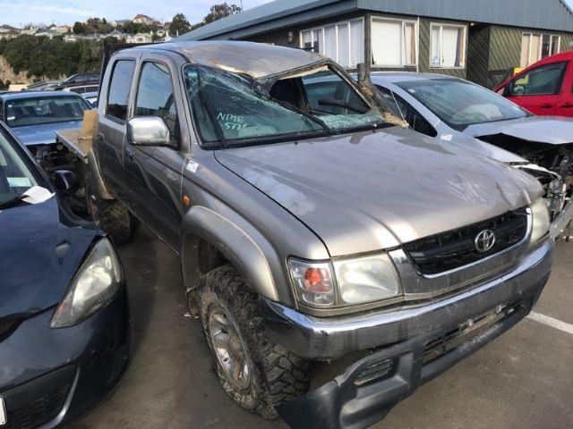 Toyota Hilux LN167 4WD 10/97-02/05