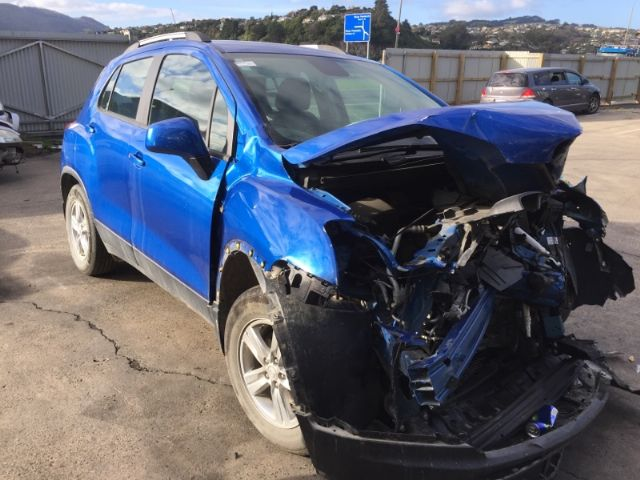 Holden Trax 2016-on