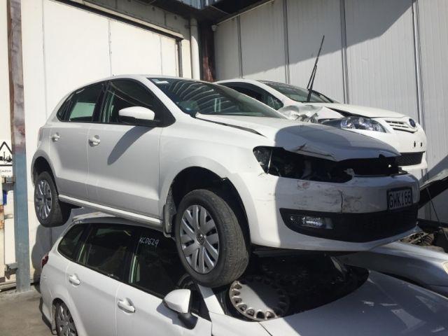 VW Polo 6R 2009-2013